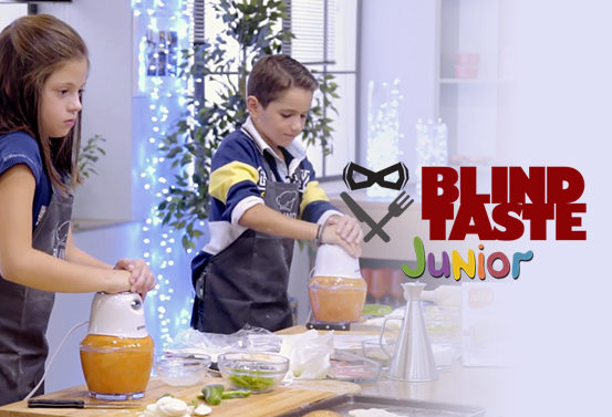 Blind Taste Junior